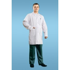 Халат медицинский мужской (укороченный) 103