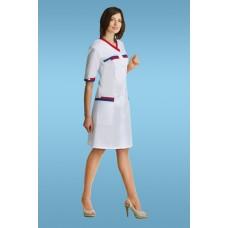 Халат медицинский женский 125
