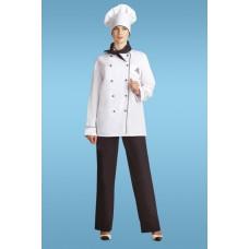 Костюм женский для работников кухни 53х