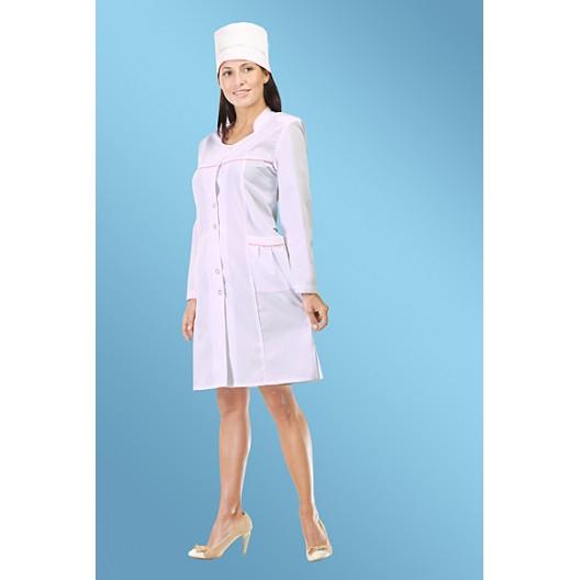 Халат медицинский женский (мини) 25